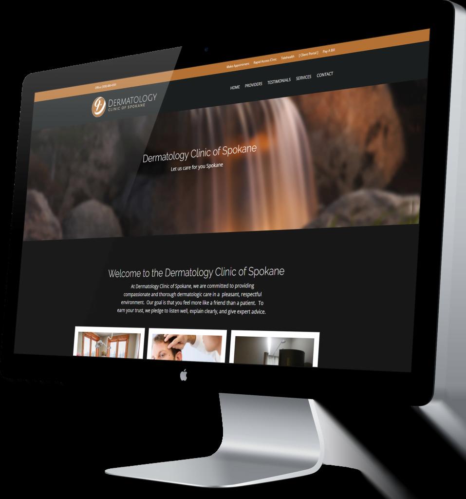 Spokane Amazing Web Design