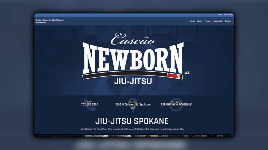 Spokane Web Design Company