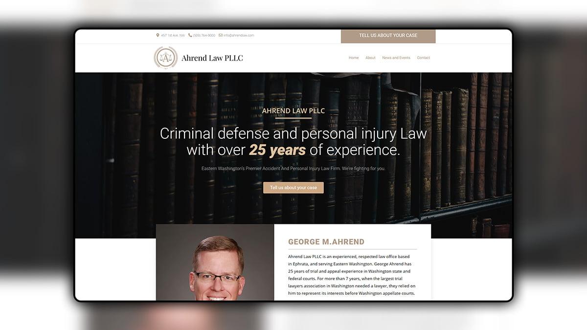Spokane Web Design