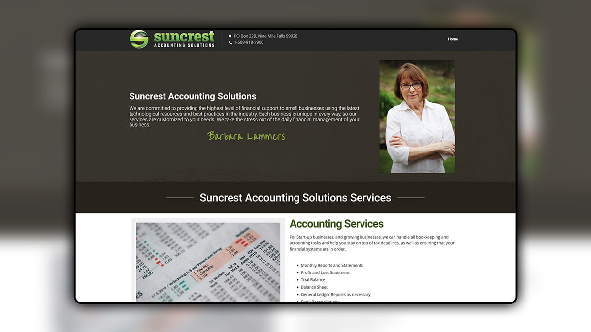 SUNCREST ACCOUNTING SOLUTIONS